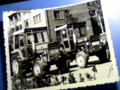 交通工具--汽车类--拖拉机照===潍坊拖拉机厂