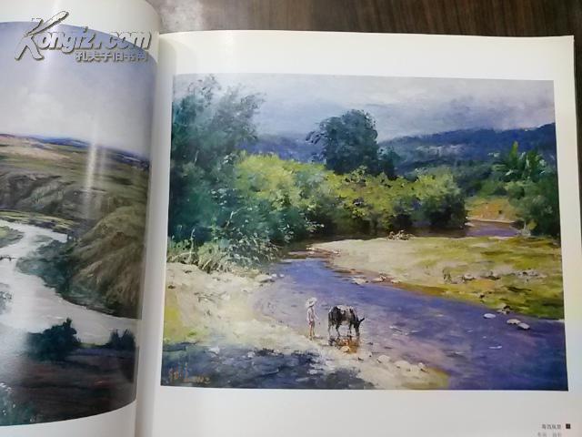 赖征云油画作品集图片