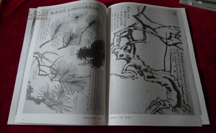 名家技法画谱 历代名家画鹤 【a】书品如图图片