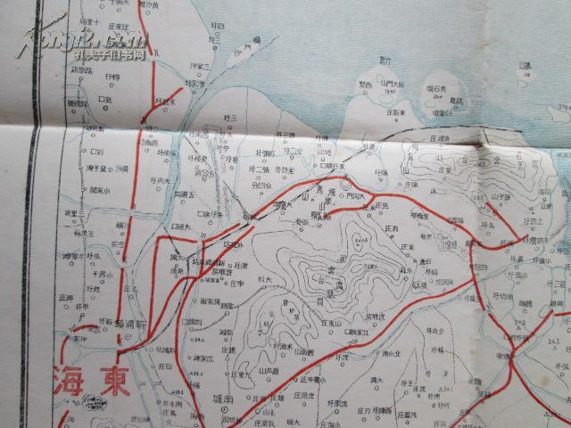 县版地图(赣榆