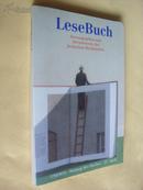 德文原版 Lesebuch:UNESCO-Welttag des Buches 23. April., hrsg. vom Börsenverein des Deutschen Buchhandels