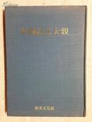 中国绘画大观 8 山水大版(庚美文化社版)