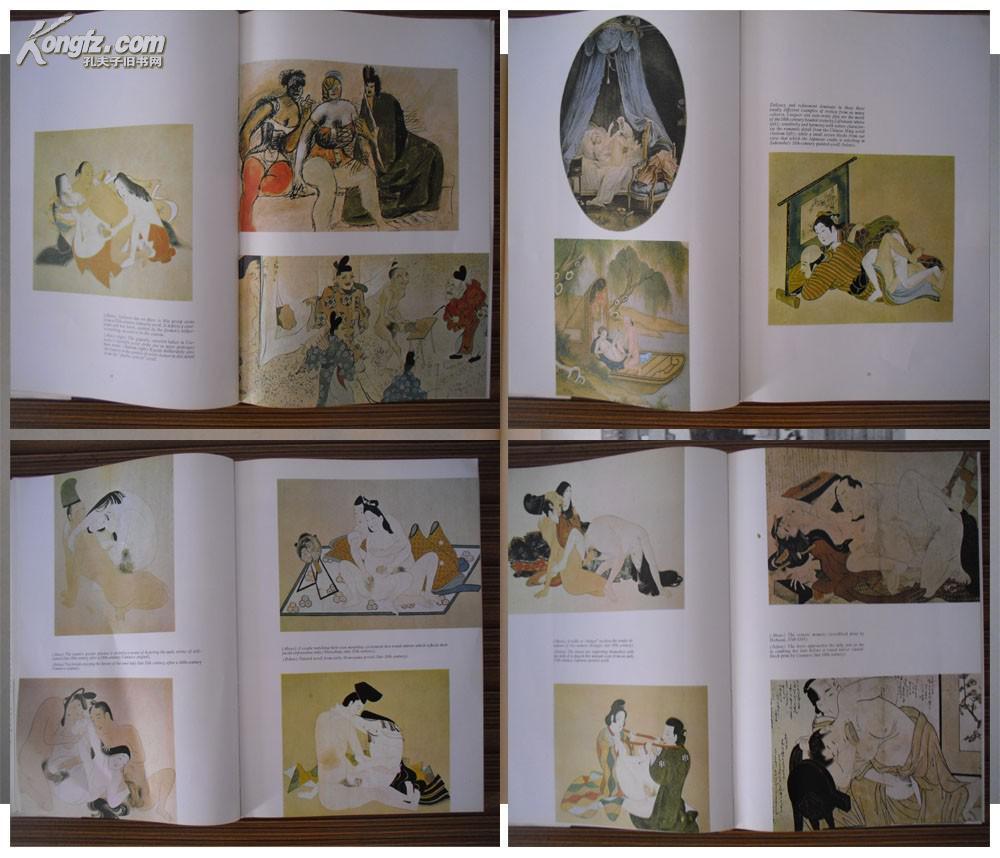 性交艺术大全_《东方情色致臻》441个印度,中国和日本性爱艺术图,彩照41幅.
