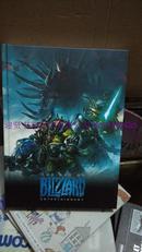 外文精装正版原装The Art of Blizzard Entertainment暴雪游戏艺