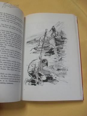 德文原版 精装   插图本   Mein Abenteuerbuch, Heinz Görz,