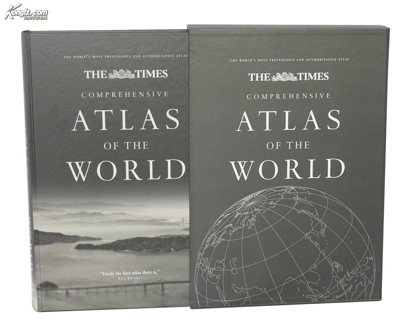【图】泰晤士世界历史地图集