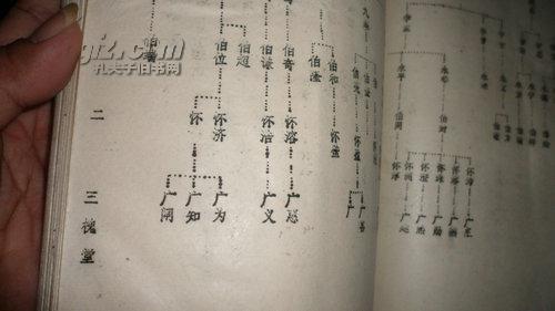 【图】王氏族谱(油印)图片