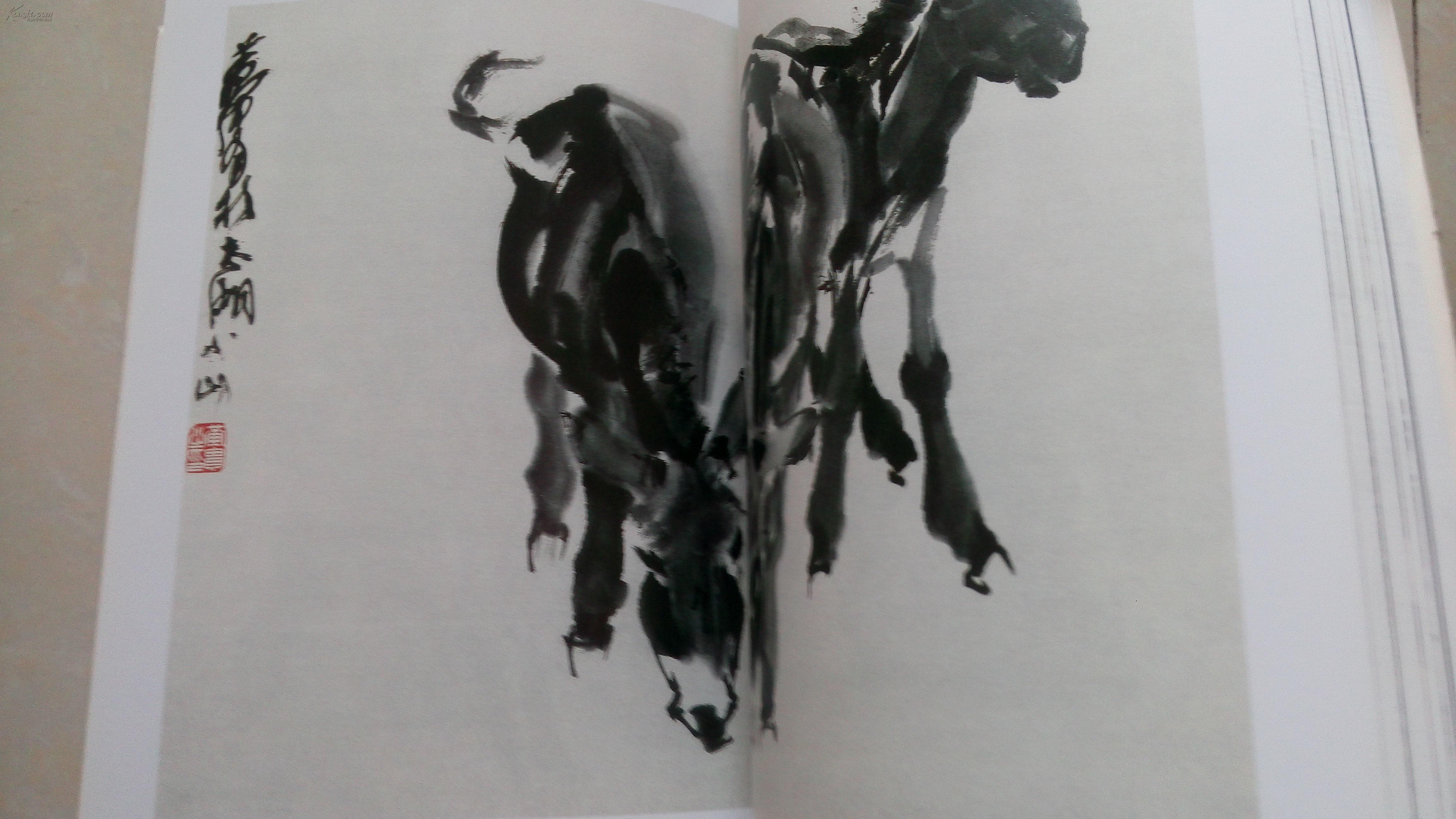 【图】中国名画家全集 黄胄图片
