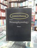 生理学手册 neurophysiology  第一部分 神经生理学上册(精装英文馆藏书)1959版