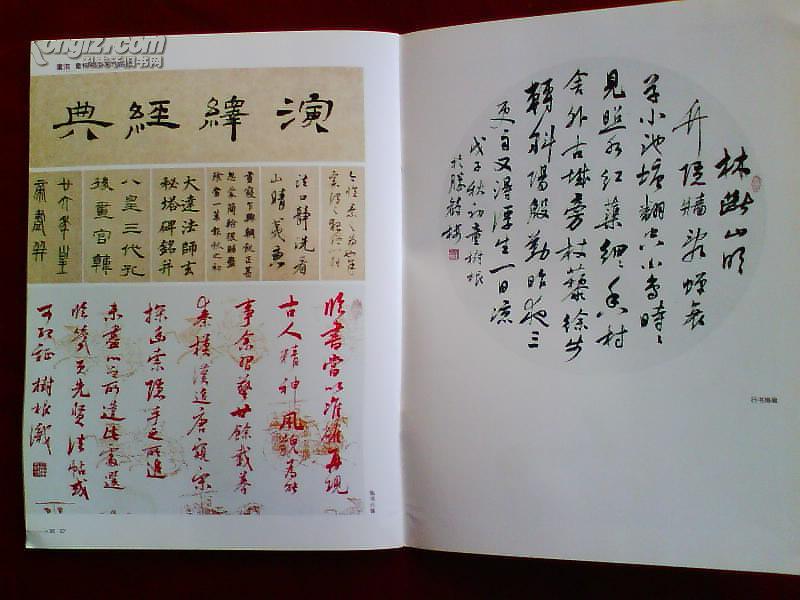 董浩 童树根书画作品选(中国当代著名书画家艺术档案)图片