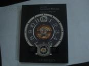 佳士得2006年拍卖会---重要手表专场图录.