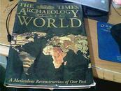 Times Archaeology of the World 英文原版  详细见图   世界的时代考古