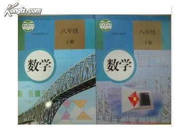 人教版初二下册数学教材
