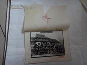 四川大学农业系25级欢送赴京同学合影1956年2月10日【15·5厘米x12厘米