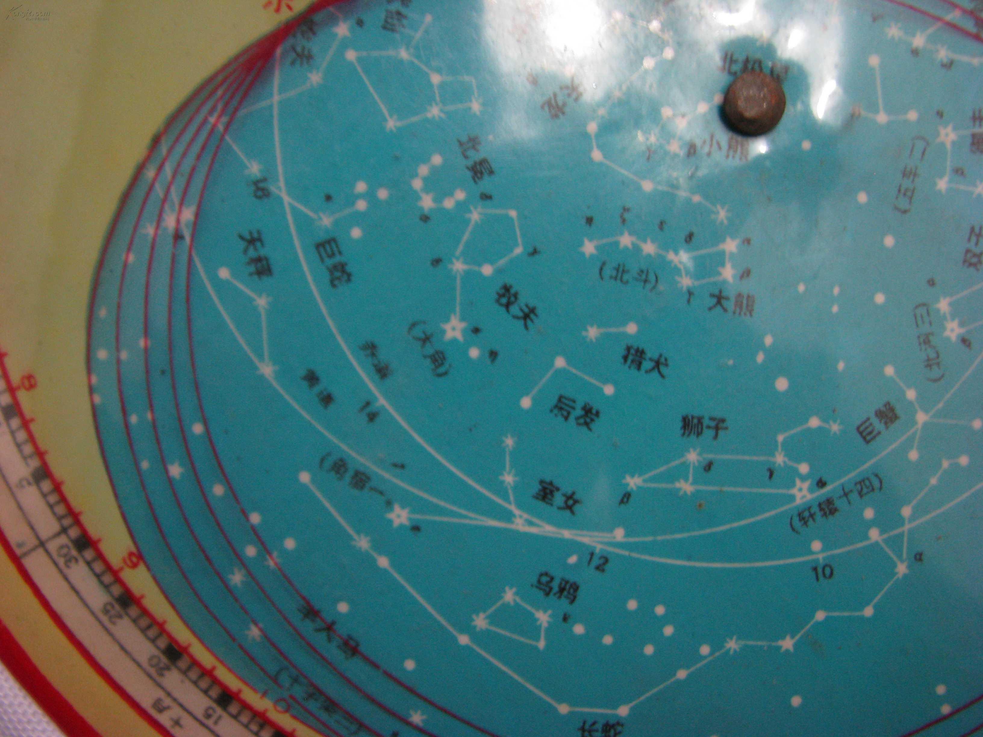 十二星座星图