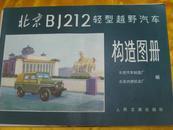 北京Bj212轻型越野汽车构造图册