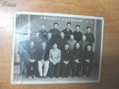 1965年合影:干革命四海为家 欢送合影离钢城(照片有折痕,如图)