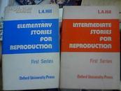 初级英语复述用教材(第一系列)两本
