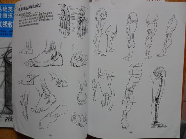 基础美术绘画技法图片