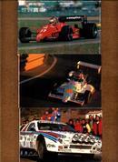 明信片:世界博览--世界赛车(有函套 全10张)