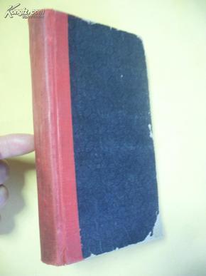 1929年版 词典Langenscheidts Pocket-Dictionary of the English and German Languages PROF. EDMUND KLATT