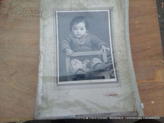 【图】50年代儿童老照片