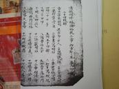 .道教符咒书-----清微福国裕民上章内旨。。复印件