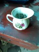 文革江阴瓷厂鲜花水壶