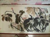 山东省美协会员国画作品38