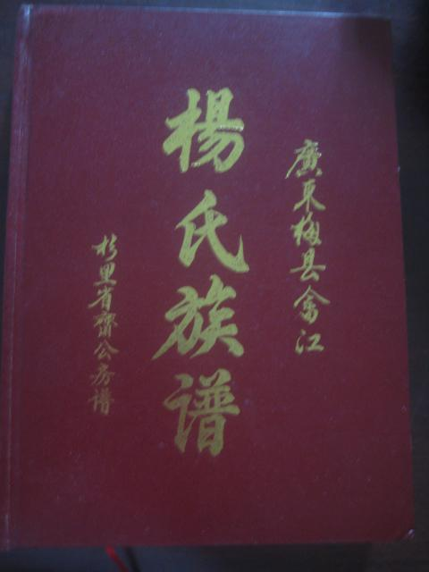 东梅县的粱氏的族谱图片