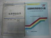 全国律师资格考试大纲1995年