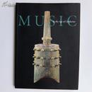 Music in The Age of Confucius(参考译名:孔夫子时代的音乐) 弗利尔美术馆与萨克勒美术馆出品 英文原版 铜版纸彩印 多图
