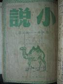 小说月刊第二卷第二期(丁玲、张天翼、艾芜等人文章)