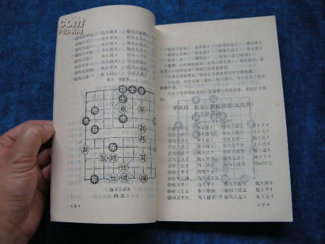 【图】中国象棋特级大师对局精选:东北虎王嘉良专辑图片