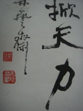 【名家书画】工艺美术大师徐安碧书法《郑板桥诗一首》图片