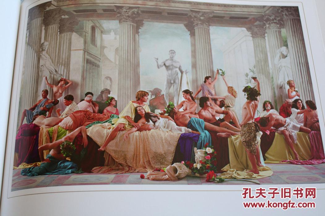 古代renti_《从历史中摄取》historical takes 当代人体摄影重现西方古代油画
