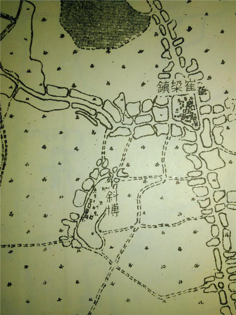 【图】【日军侵华罪证】日本侵华地图:江苏省【时