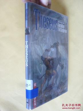 英文原版 精装  Theseus     by Geraldine McCaughrean 忒休斯