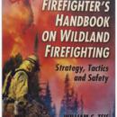 Firefighters Handbook on wildland firefighting野外山林灭火