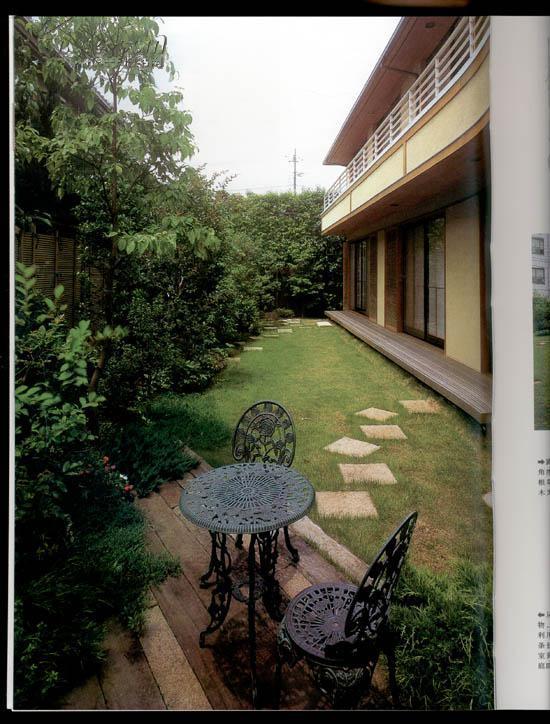 简单的庭院设计图片 图片合集