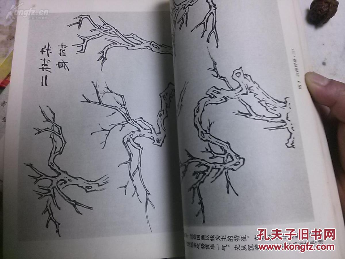 山水画基础技法【-申石伽绘】