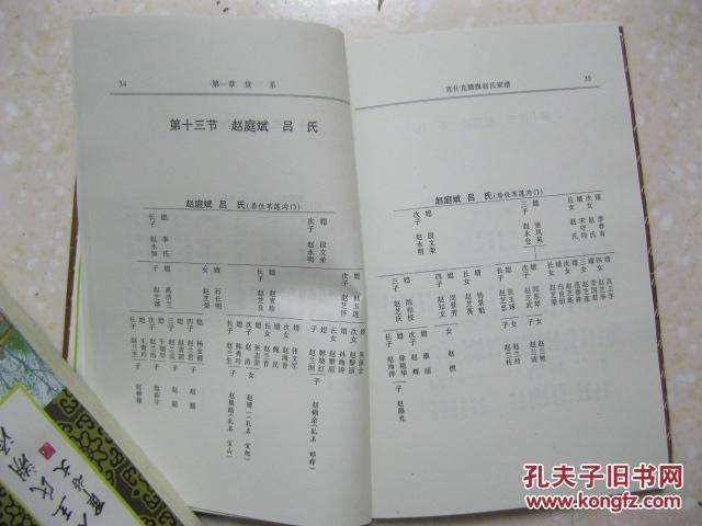 宁氏族谱字辈-段门家谱图片