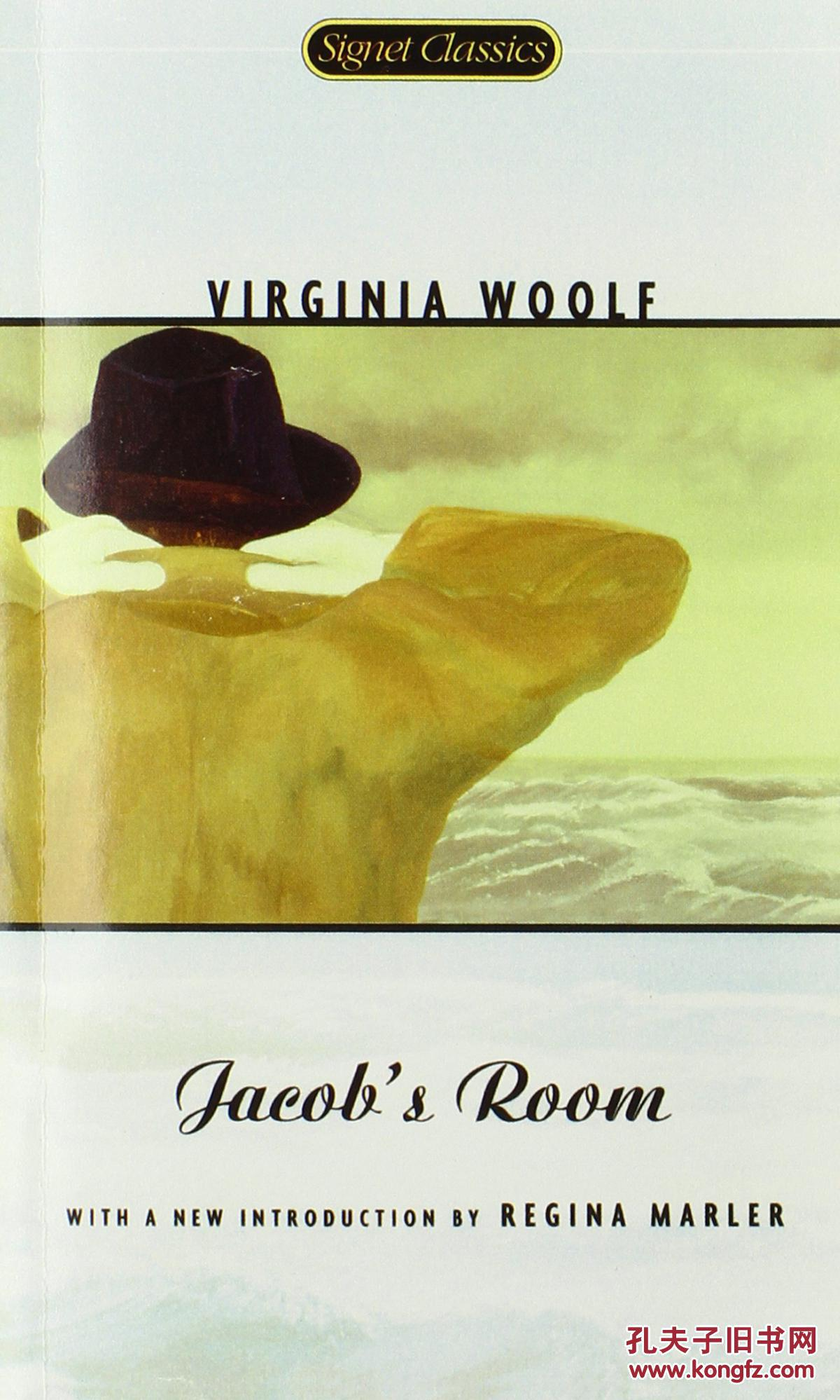 (英文原版)雅各的房间 Jacob's Room(Virginia Woolf 弗吉尼亚·伍尔夫)