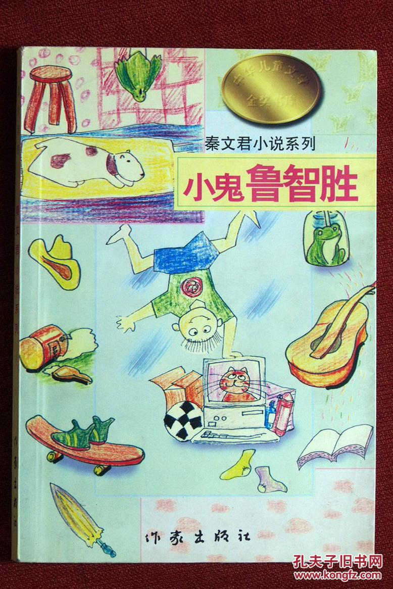 鲁xiaoshuo_秦文君小说系列:小鬼鲁智胜
