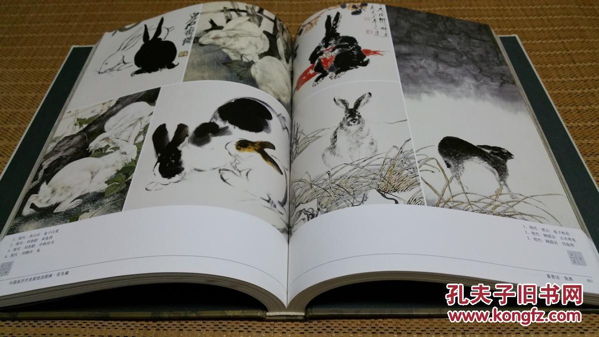 中国画历代名家技法图典.花鸟编图片