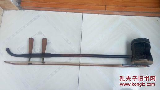 旧藏北京民族乐器厂老二胡一把
