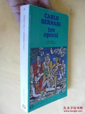 意大利文原版     Tre Operai