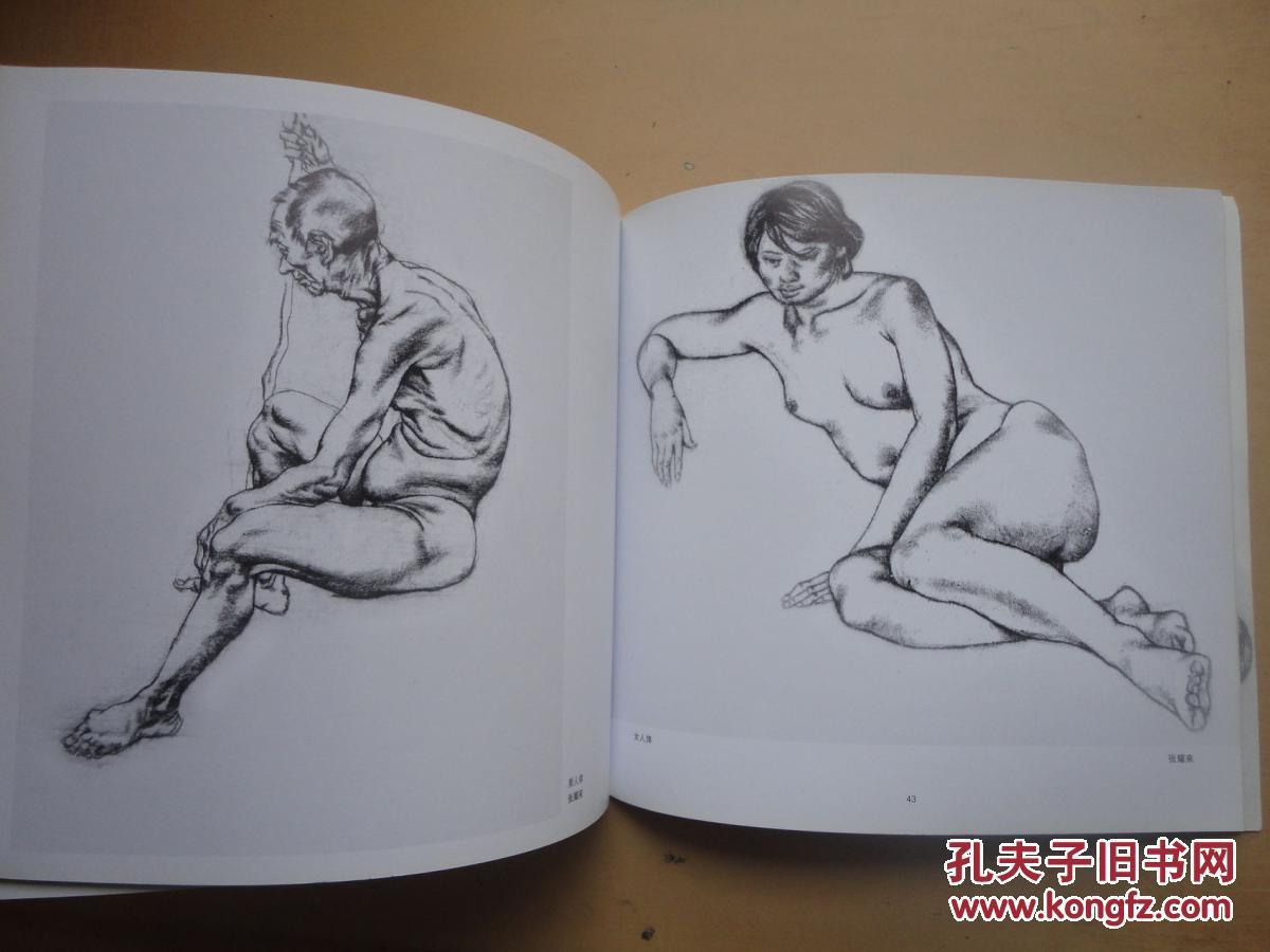 《美术基础训练名家教学示范99素描图片