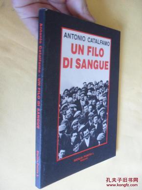意大利文原版     Un Filo di Sangue