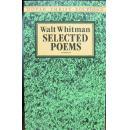 Walt Whitman SELECTED POEMS【惠特曼诗选英文原版】